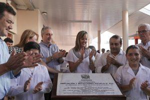 """""""La Renovación duplicó el presupuesto educativo"""", dijo Passalacqua en San Pedro"""