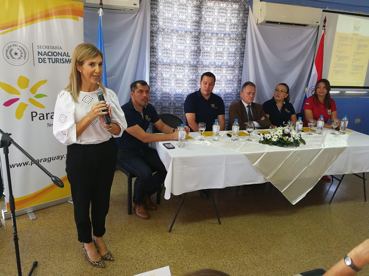 """El """"Destino Paraguay en Semana Santa"""" fue presentado en la ciudad de Posadas"""
