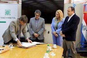 Aña Cuá: abren las ofertas económicas de  las empresas que integrarán el gabinete técnico