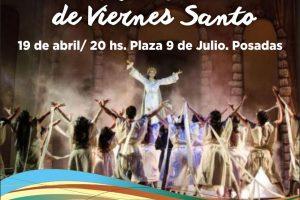 La Semana Santa se vive en Misiones