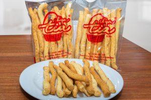 En Paraguay reconvierten la chipa en snack
