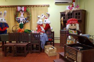 La casa de los Conejos en Alem, un atractivo para la semana en Misiones