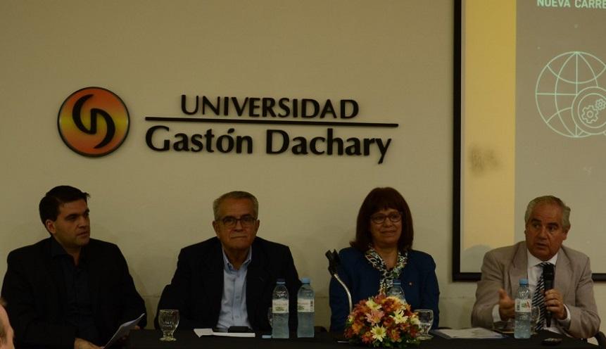 La Universidad Gastón Dachary presentó su primer doctorado en Desarrollo Sustentable e Integración