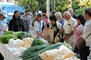 Las «Plazas de la Soberanía Alimentaria» generaron ventas por 700 mil pesos