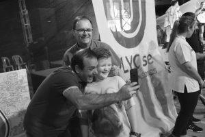 Gurises felices cumplió 10 años y lo festejó en Leandro N Alem