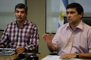 Losada anunció el llamado a licitación para la compra de una planta de separación, clasificación y reciclaje de residuos