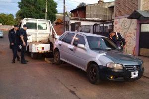 La Policía capturó una banda armada presuntamente dedicada al narcotráfico