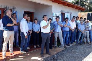 Nueva oficina del Senasa en SanVicente