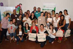 La EBY promueve la formación de promotores ambientales