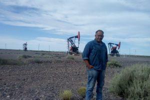 De la selva verde a Vaca Muerta, el misionero que busca petróleo en Neuquén