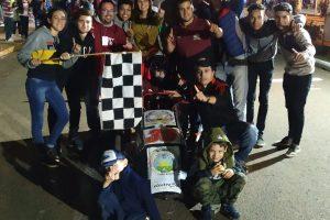 Campeonato de autos eléctricos: La EPET 35 se llevó la segunda fecha en Irigoyen