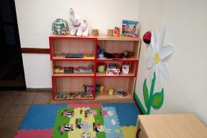 Nueva sala de audiencia para niños en el Juzgado de Familia Nº 2