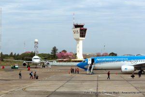 Chaco gestiona vuelos de Aerolíneas Argentinas entre Resistencia y Puerto Iguazú