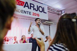 Arjol propone reflotar la Policía municipal