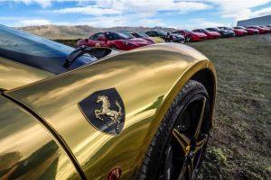 Una caravana de Ferraris llegará hasta las Cataratas del Iguazú