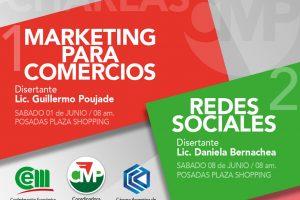 Mini-seminarios: Novedosa capacitación para comerciantes mañana a las 8 en el Shopping con herramientas para afrontar la crisis