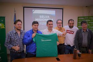 «La consagración de la Selva Misionera como maravilla Argentina es un orgullo para todos los misioneros», dijo Arrúa