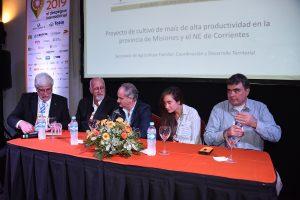 Plan Maizar: Nación insiste en que Misiones es «la tierra prometida» para la expansión del maíz