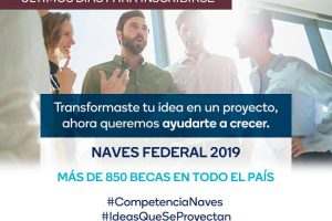 Últimos días para inscribirse en la edición 2019 del programa Naves