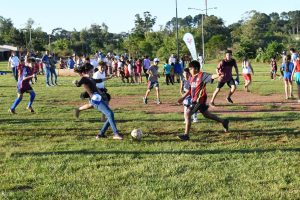 La EBY inicia actividadesdeportivas, recreativas y culturales en los barrios