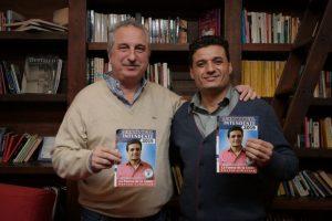 Passalacqua se reunió con el candidato a intendente de Puerto Libertad, Juan Manuel Zorraquin
