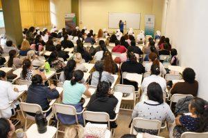 La EBY capacita a un centenar de voluntarios sociales