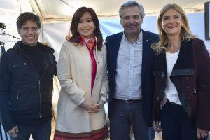 Kicillof y Magario, la fórmula del kirchnerismo para Buenos Aires