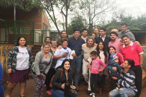 Losada cerró su campaña recorriendo los barrios de Posadas