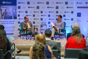 Se presentó la quinta edición de Naves, el programa que ayuda a cumplir el sueño de los emprendedores