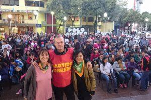 """El Partido Obrero quiere consolidarse como la """"opción de los trabajadores"""""""