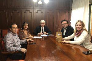 Estudiantes de abogacía del Dachary podrán realizar prácticas profesionales en la Fiscalía de Estado