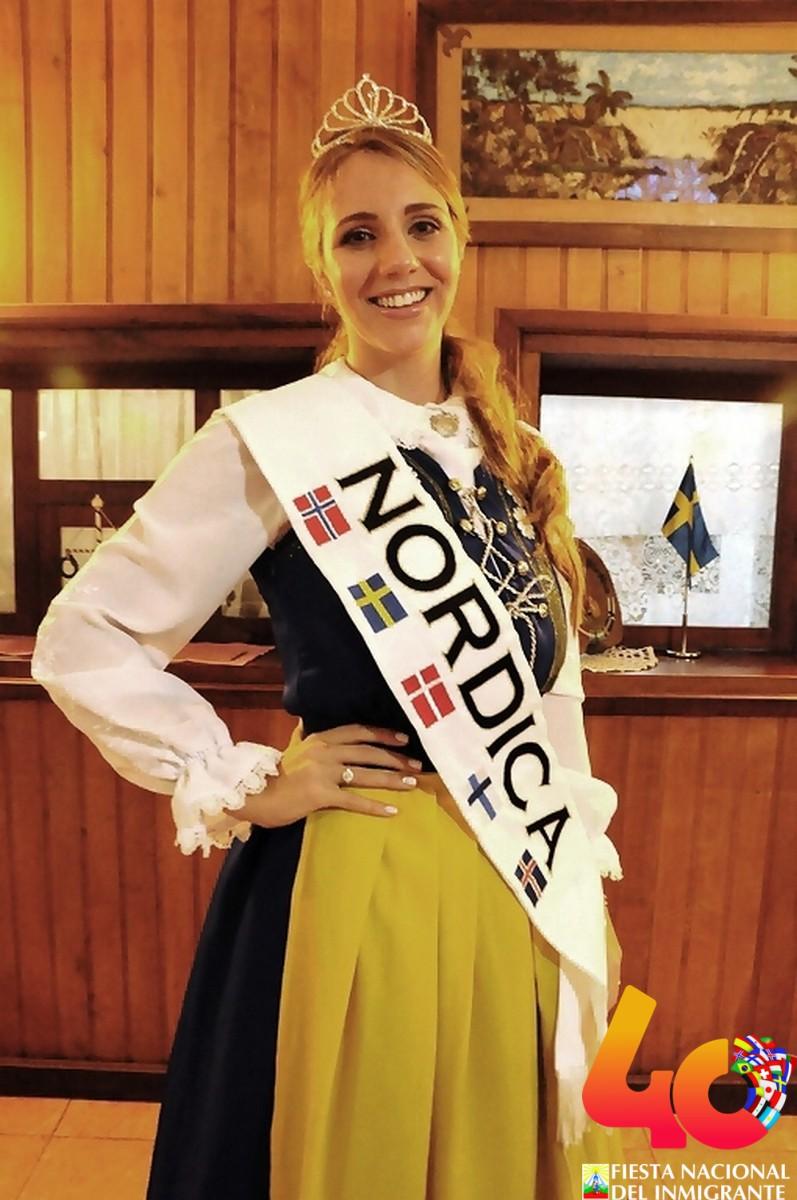 Jazmín, la nueva reina de los nórdicos