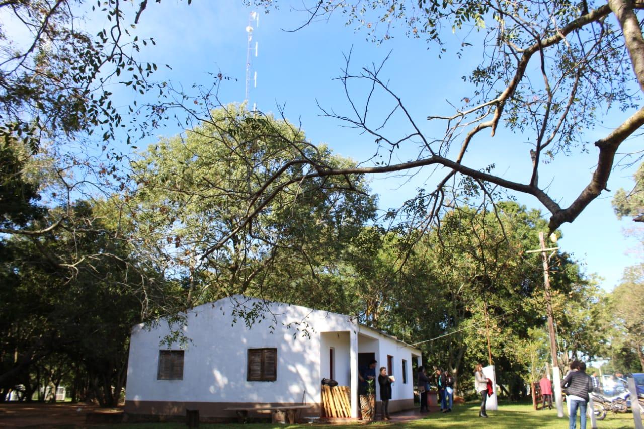 La Isla Apipé pone en funcionamiento su primera transmisión radial