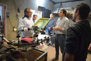 """Losada: """"Queremos brindar a nuestros emprendedores las herramientas para que se desarrollen"""""""