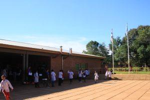 Más de 17 mil alumnos de Misiones se benefician con obras de infraestructura escolar
