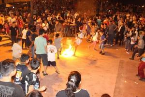 La Fiesta de San Juan volverá a vivirse a pleno en el Anfiteatro Natural El Brete