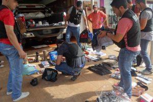 Allanamiento en San Javier: Prefectura secuestró mercaderías por más de 800.000 pesos