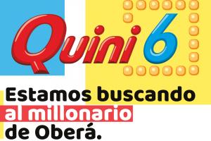 No aparece el obereño que ganó más de 40 millones en el Quini 6