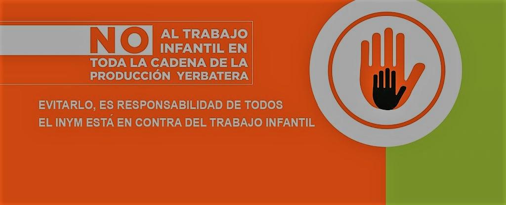"""INYM: """"Ratificamos nuestro compromiso en el Día Internacional contra el Trabajo Infantil"""""""