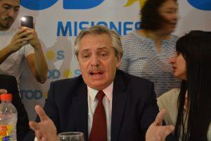 Alberto Fernández se reunió con empresarios madereros cuando estuvo en Posadas y les prometió más medidas