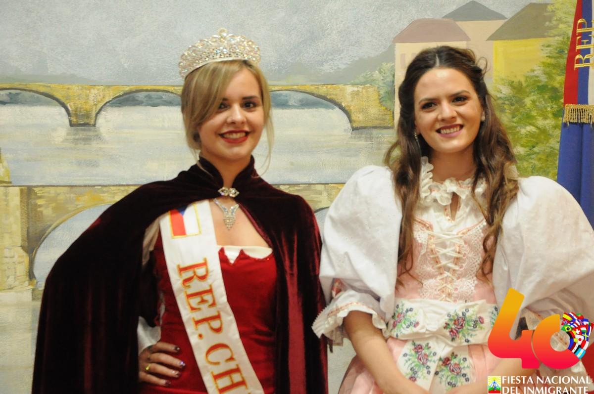 Los checos tienen nueva reina