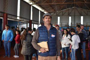"""Edgar González: """"En Pozo Azul todos ganamos porque empezamos a construir nuestro municipio"""""""