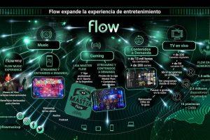 Flow Music Experiencie, la nueva plataforma de shows en vivo de Telecom
