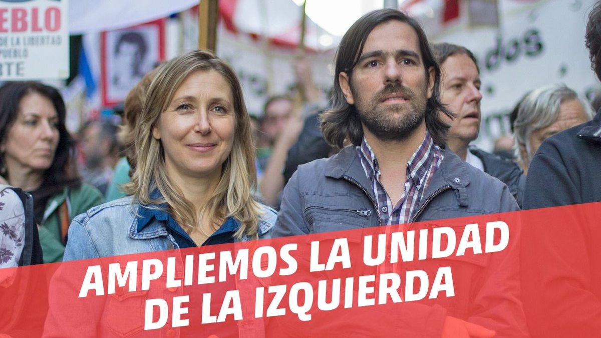 La Izquierda realizará un histórico anuncio de listas unitarias en todo el país