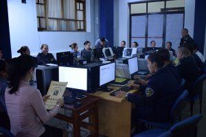 Más equipos para digitalizar la base de datos de la Policía de Misiones