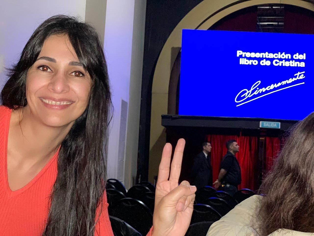 Cristina vendría a Misiones a presentar Sinceramente