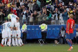 Argentina le ganó a Chile y terminó en el podio