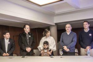 Se presentó Pequeños Gigantes, la fundación dedicada exclusivamente a los niños nacidos prematuros