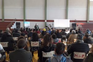 """En San Pedro debaten sobre """"Misiones: la nueva frontera del maíz"""""""