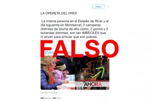 La historia de Felicitas García Olano, la voluntaria de Red Solidaria acusada de ser una infiltrada